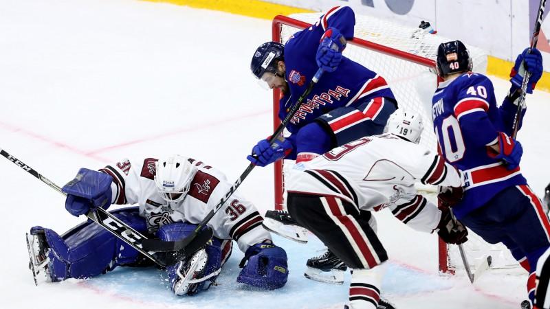 ''Dinamo'' desmito reizi sezonā un otro spēli pēc kārtas paliek bez gūtiem vārtiem