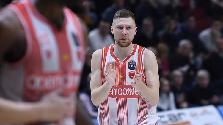 """""""Varese"""" atļauj Jakoviča komandas biedram pievienoties Itālijas valstsvienībai"""