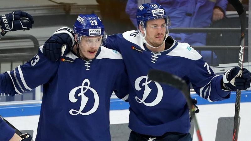 Rīgā viesosies Indrašis un KHL rezultatīvākais uzbrucēju duets