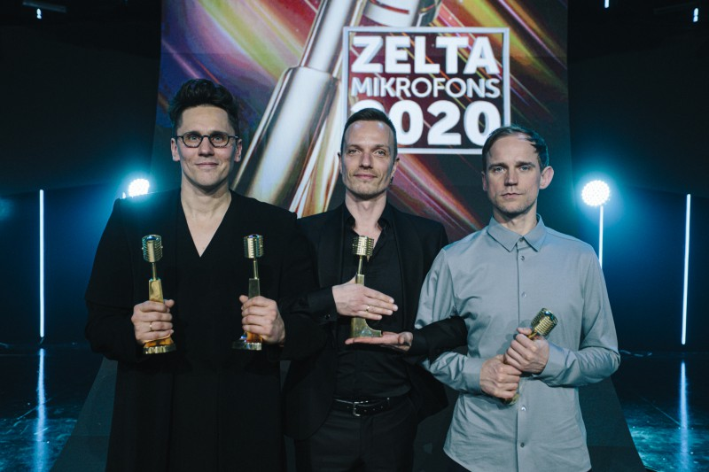 "Zelta Mikrofons 2020 triumfē ""Instrumenti"""
