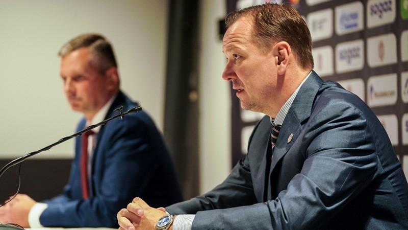 """Skudras """"Dinamo"""" treneru korpusam nāk palīgā divi krievi un baltkrievs"""