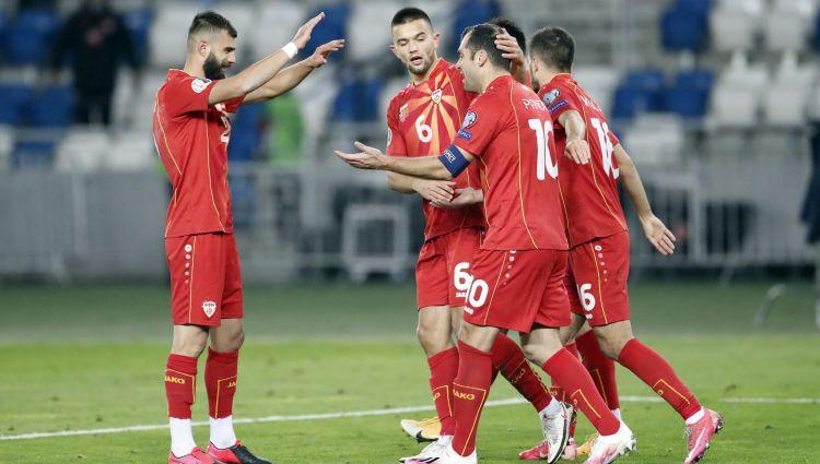 Pandevs ieved Ziemeļmaķedoniju ''Euro 2020''
