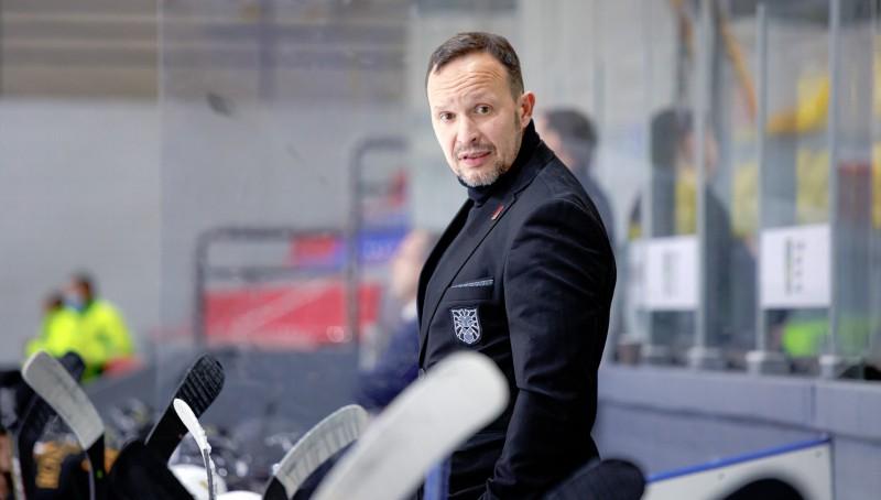 """HS """"Rīga"""" ar treneri Sorokinu pieteikumā atgriezīsies apritē un uzņems """"Dinaburgu"""""""