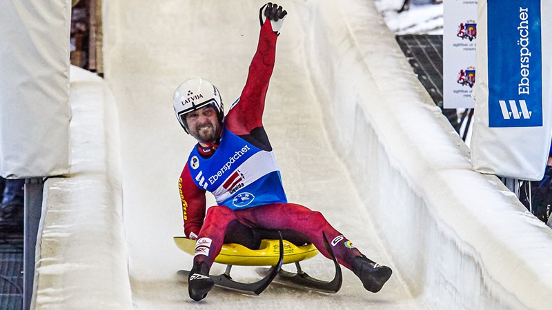 Latvijas stafetes komandai Eiropas čempionāta sudrabs