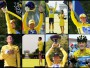 """Kas gan būtu riteņbraukšana bez skandāliem? Tāds šo sporta veidu piemeklēja arī šogad, kad titulētais un slavenais Lenss Ārmstrongs atmeta ar roku cīņai pret ASV antidopinga aģentūru. Ārmstrongam tika atņemti visi septiņi """"Tour de France"""" tituli, un karjeru jau beigušais Ārmstrongs tika diskvalificēts uz mūžu."""