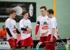 """Foto: """"LIELVĀRDE/FANS"""" uzvar """"FK Rīga-1"""" un iekļūst finālā"""