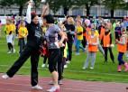 Foto: Olimpiskā diena 2013