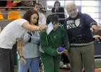 Foto: Sporto skolēni un jaunieši ar invaliditāti