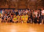 Sestdien Rēzeknē Pierobežu basketbola līgas finālturnīrs