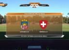 Video: U21 EČ kvalifikācijas spēle: Latvija - Šveice. Pilna spēle