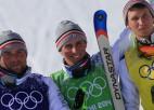 Francijai viss goda pjedestāls frīstaila slēpošanas krosā