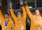 Sigulda - ziemas olimpisko medaļu kaltuve