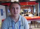 """Video: Poļu žurnālists: """"Vācija ir turnīru komanda, kas ieskrienas pamazām"""""""