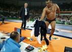 Pēc šova olimpiādē brīvās cīņas treneri diskvalificēti uz trijiem gadiem