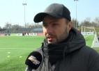 """Video: Verpakovskis: """"Babīte spēlē disciplinēti, jāgūst ātrus vārtus, lai uzvarētu"""""""