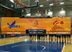 Video: Latvijas Igaunijas basketbola līga: Vega1/Liepāja - Tallinn University. Spēles ieraksts