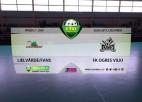 Video: Latvijas florbola 1. līga. Spēle par 3. vietu. Lielvārde/Fans - Ogres Vilki. Spēles ieraksts