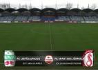 Video: SynotTip futbola Virslīga: FK Liepāja/MOGO - FK Spartaks Jūrmala. Spēles ieraksts