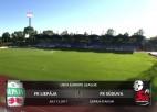 Video: UEFA Europe League: FK Liepāja - FK Sūduva. Spēles ieraksts