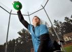 Diska metējs Aigars Apinis kļūst par pasaules čempionu paravieglatlētikā