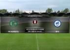 Video: LK izcīņa futbolā. Ceturtdaļfināls: FK Karosta - RFS. Spēles ieraksts