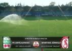 Video: SynotTip futbola Virslīga. FK Liepāja/Mogo - FK Spartaks Jūrmala. Spēles ieraksts