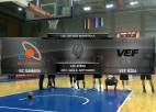 Video: LOC.LV CUP 2017: BC Samara - VEF Rīga, spēles ieraksts