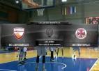 Video: LOC.LV CUP 2017: BC Lietkabelis - BK Ventspils, spēles ieraksts