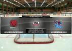 Video: Optibet hokeja līga: HK Liepāja/Optibet - HK Zemgale/LLU. Spēles ieraksts