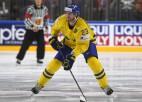 Zviedrijai sastāvā tikai četri aktuālie pasaules čempioni, toties 15 no NHL