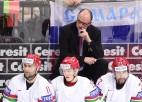Baltkrievijai sastāvā divi kanādieši, viens ukrainis