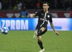 """Covid-19 aizdomas Parīzes """"Saint-Germain"""" komandā, inficējies arī Davids Silva"""