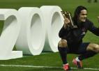 Kavani jubileja, vārtsarga kļūda, Silvas trauma un Neimāra noraidījums – PSG uzvar septiņu vārtu cīņā