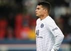 PSG problēmas turpinās – atbildes spēlē pret Dortmundi arī bez kapteiņa Silvas un Erreras