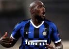 """""""Chelsea"""" piedāvā 100 miljonus par Lukaku, """"Inter"""" iedod kurvīti"""