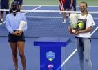 """Osaka un Azarenka Ņujorkā sacentīsies par trešo """"Grand Slam"""" titulu"""