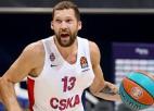 Strēlnieka piespēles sekmē CSKA revanšu, Grigonis izrauj uzvaru Valensijā