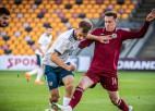 Latvija iesit pēdējās sekundēs, taču piedzīvo sakāvi pret Krievijas U21 izlasi