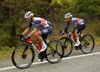 """Liepiņam posmā 109. vieta, Rogličs tuvojas triumfam """"Vuelta a Espana"""""""