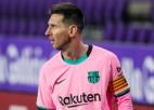 """""""Barcelona"""" piedāvās Mesi trīs gadu līgumu par mazāku algu"""