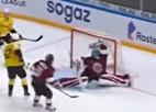 Video: Rīdzinieks Naļimovs iekļūst KHL nedēļas atvairījumos