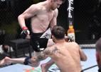 Sendheigens kļūst par gada UFC nokauta pretendentu