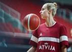 Kitija Laksa sezonu turpinās spēcīgajā Turcijas līgā