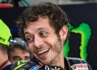 """Rosi varētu lemt par karjeras beigšanu, """"MotoGP"""" startēs viņa pusbrālis"""