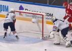 Video: Kurioza epizode, kuras dēļ Daugaviņš netiks KHL izslēgšanas spēlēs?