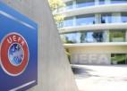 UEFA atceļ U19 turnīrus un neļaus Minskai rīkot telpu futbola ČL finālus