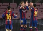 """Mesi otrajā puslaikā nokārto Barselonas uzvaru pār """"Elche"""""""