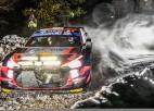 Tanaks palielina pārsvaru Lapzemes WRC, Ožjē ielido kupenā (+video)