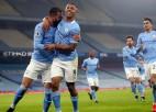 """Mančestras """"City"""" paziņo par iepriekšējās sezonas zaudējumiem 150 miljonu eiro apmērā"""