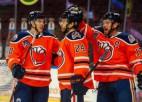 Video: Jaks kaujas un asistē AHL